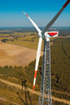 Germany - 160 metres hub height provides considerably more wind-produced electricity