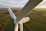 REpower Systems AG errichtet Prototyp der Onshore-Windkraftanlage REpower 3.XM nahe Husum