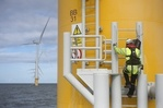 UK - Offshore wind farms could power all British homes