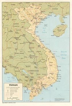 Wind Energy in Vietnam