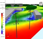 Small wind resource assessment with Meteodyn