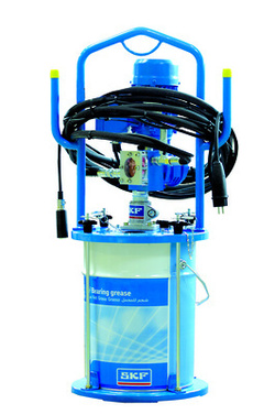SKF Lubrication System for Wind Energy Applications