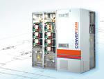 Converteam GmbH: Converteam zeigt einen neuen Niederspannungsumrichter LV8000 auf der Hannover Messe