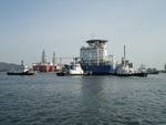 """Germany - RWE receives its own """"Jack-up Platforms"""" for offshore wind energy development"""