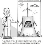 Germany - Can wind energy compensate for nuclear energy?