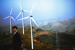China - Single largest driver for global wind energy development