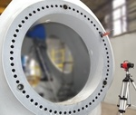 PRÜFTECHNIK AG:  PRÜFTECHNIK introduces LEVALIGN® expert a motorized rotating laser system for leveling and flatness measurements