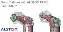 Wind Turbines with ALSTOM PURE TORQUE™