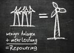 Diese Woche:  Haus der Technik e.V.: Repowering – Leistungskurs für die Windkraft