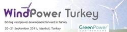 3rd annual WIND POWER TURKEY 2011 / 20 – 21 September 2011 in Istanbul, Turkey