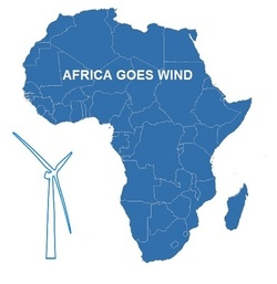 Africa Goes Wind!