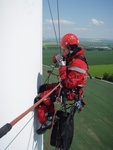 SGS Germany GmbH: InWind Chronicle features SGS Article on In-Service Inspections for Wind Farm Projects