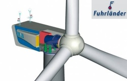Fuhrländer AG's FL 3000 Wind Power Turbine
