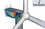 Product of the Week - The FL 3000 wind turbine from Fuhrländer