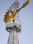 Molins de Vent TARRAGÓ: Mechanical System to avoid ice at the windmills