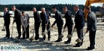 Germany- Groundbreaking ceremony for new rotor blade factory