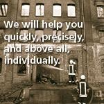 Vatro - Restoration after fire damage in The Windfair Newsletter