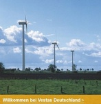 Italy - Vestas has received an order for wind turbines for the Lucera wind farm