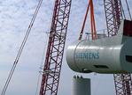 Denmark - Siemens sets up 6 MW wind turbine prototype