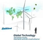 USA - Signal Energy installs DeWind wind turbines in Texas