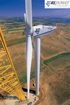 The Netherlands - Vattenfall and REpower collaborate in building 122 MW wind farm with Repower wind turbines