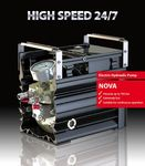 Elektrische Hydraulikpumpe alkitronic NOVA