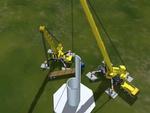 Turm-Neuentwicklung von ATS