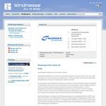 Die Windmesse Mitgliedschaft