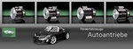 Electric motors for e-cars
