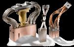 Sistemas de protección contra rayos (generador)